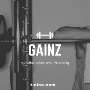 GAINZ CHALLENGE TRAINING